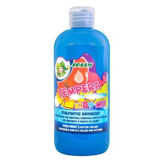 JOLLY Super Tempera Malfarben 500ml himmelblau