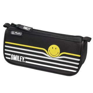herlitz Schlamper-Rolle Sport Smiley B&Y Stripes