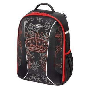 herlitz Schulrucksack be.bag AIRGO Royalty