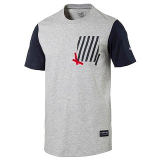 PUMA Red Bull Racing Concept Tee Light Grey Heather S