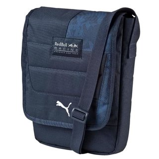 PUMA Red Bull Racing Lifestyle Portable Bag Total Eclipse
