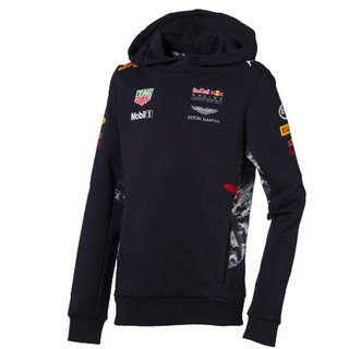 PUMA Red Bull Racing KIDS Replica Team Hoodie 116