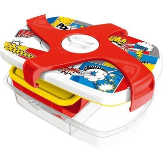 Maped PICNIK Brotdose CONCEPT LUNCH-BOX Comics, 1,78 l