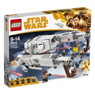 LEGO Star Wars Imperial AT-Hauler 7519