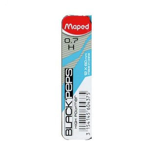 Maped Druckbleistift-Minen High Polymer 0,7mm H 12er