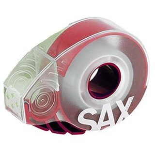 SAX Design Tapedispenser rot