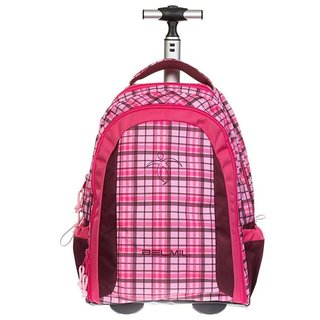 JOLLY Belmil Rucksack Trolley Easy Go Pinky