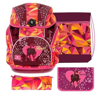 JOLLY Belmil Schultaschen-Set Easy Pack Sweet Dreams...