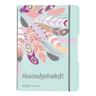 herlitz my.book flex Notizheft A5 48 + 20 Blatt...