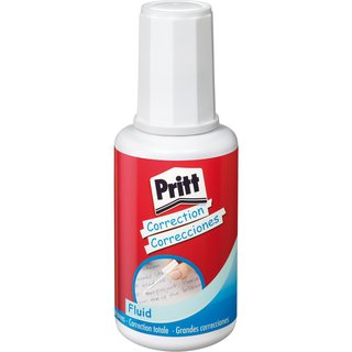 Pritt Correction Fluid 20ml