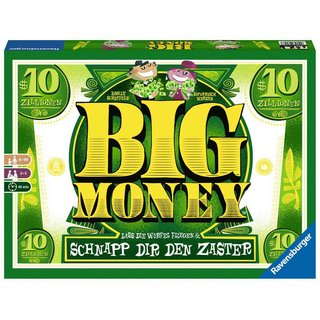 Ravensburger 26057 Big Money