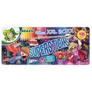 JOLLY Buntstifte Supersticks XXL BOXX  48er SUPERHELDEN