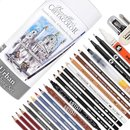CRETACOLOR Urban Sketching Set 24-teilig
