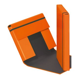 PAGNA Heftbox Trend Colours, DIN A4, orange