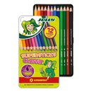 JOLLY Buntstifte Supersticks Classic 12er Set