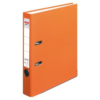 herlitz Ordner maX.file protect A4 50mm orange