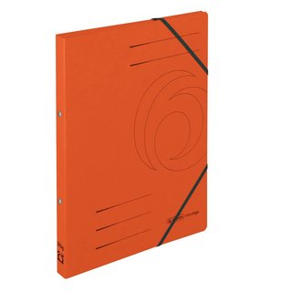 herlitz Ringhefter easyorga A4 Karton 25mm orange