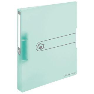 herlitz Ringbuch easy orga to go Pastell A4 2-Ring 38mm...