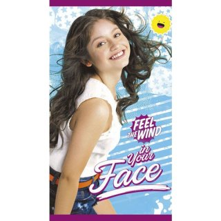 Strandtuch / Badetuch Disney Soy Luna - Feel the Wind