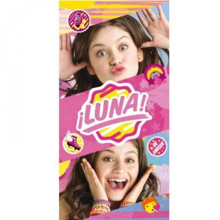 Strandtuch / Badetuch Disney Soy Luna - Be Unique