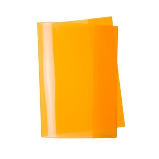 JOLLY COVER Heftschoner EXTRA STARK 160µm A5 orange