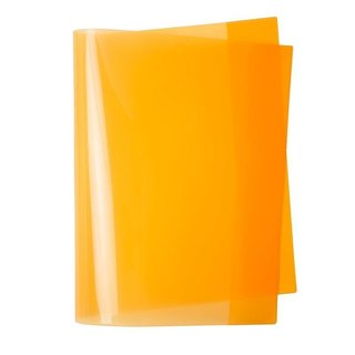 JOLLY COVER Heftschoner EXTRA STARK 160µm QUART orange