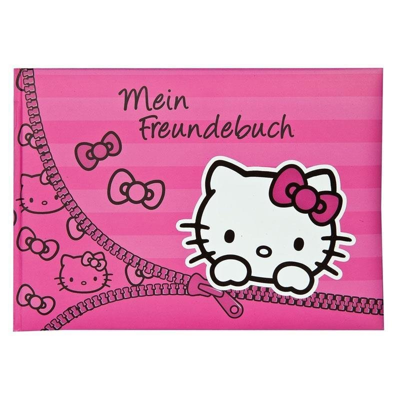 UNDERCOVER Hello Kitty - Freundebuch