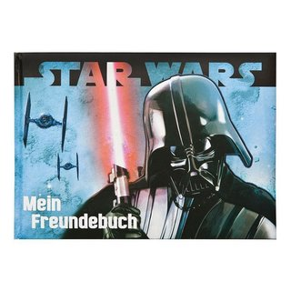 UNDERCOVER STAR WARS - Freundebuch