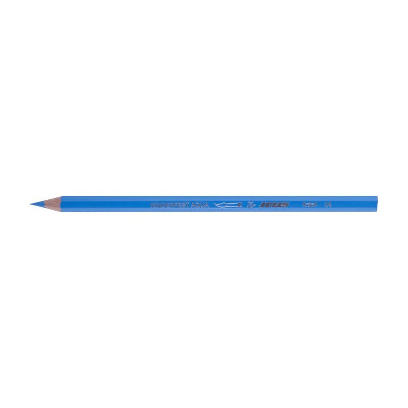JOLLY Buntstift Supersticks Aqua Einzelstift Hellblau
