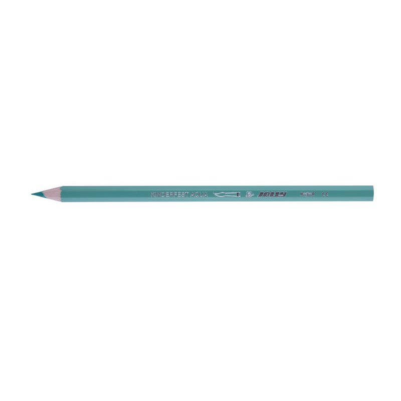 JOLLY Buntstift Supersticks Aqua Einzelstift Türkis