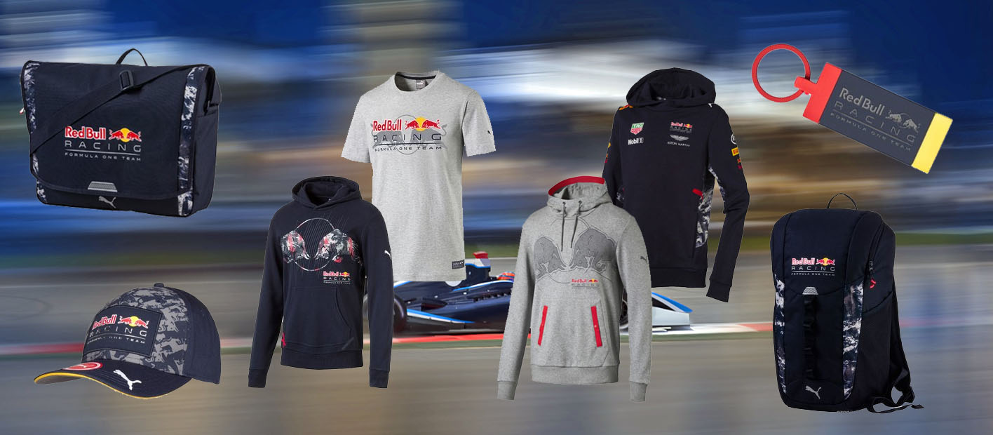 Red Bull Racing Fanwear